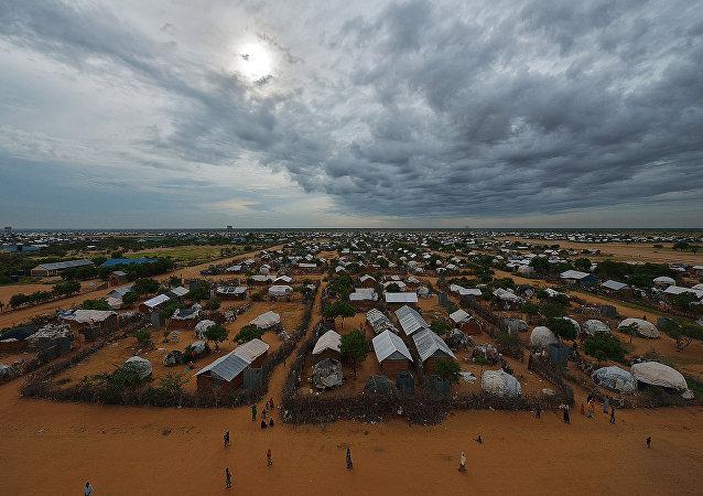 Campo de refugiados Dadaab