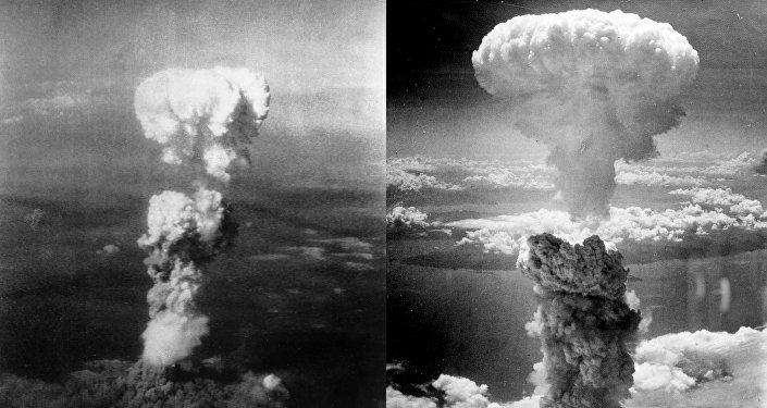 Los bombardeos atómicos de Hiroshima y Nagasaki por EEUU en 1945