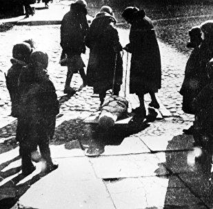 Leningrado durante el bloqueo