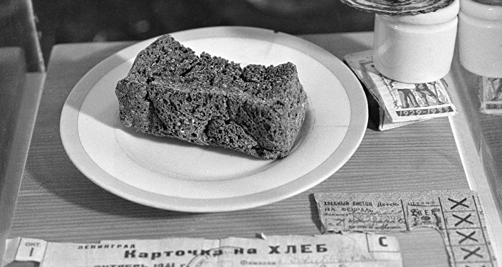 El pan del bloqueo