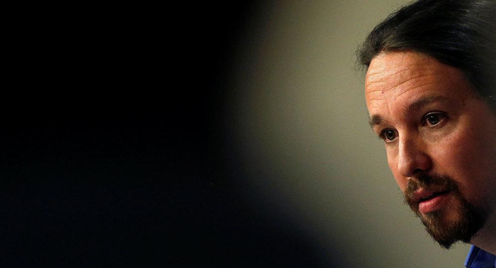 Pablo Iglesias, el líder de Podemos (archivo)