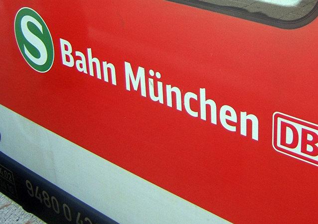 Una red ferroviaria S-Bahn en Múnich