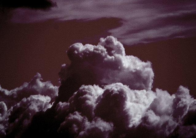Explosión de una bomba de hidrógeno