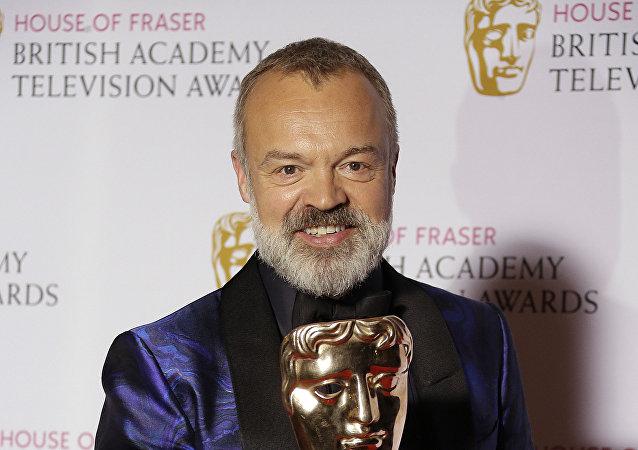 Graham Norton, presentador de BBC