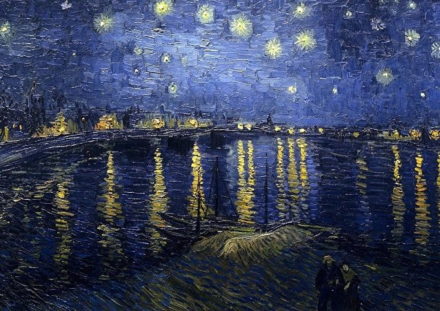 Una obra de Van Gogh