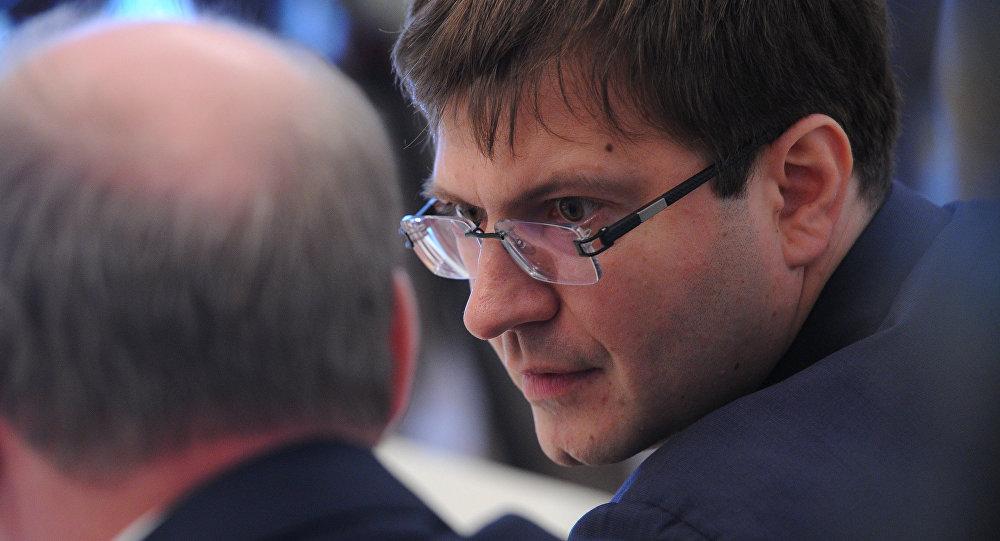 Ígor Borbot, exjefe del Centro de Construcción y Reparación de Buques en el Lejano Oriente ruso (Archivo)