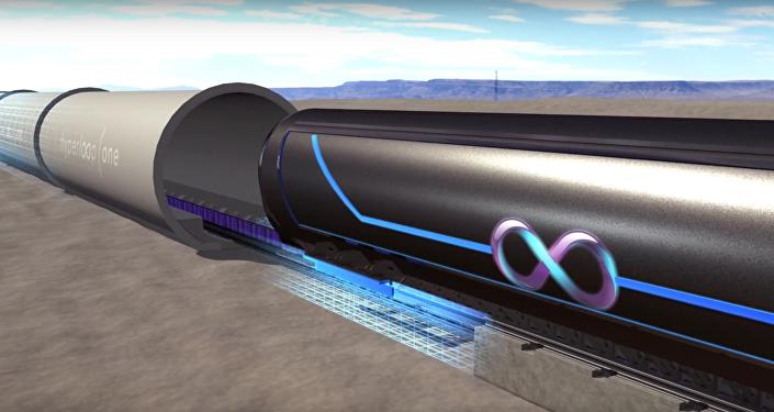Probado con éxito el futurista Hyperloop