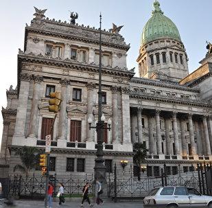 Congreso de la Nación Argentina (archivo)
