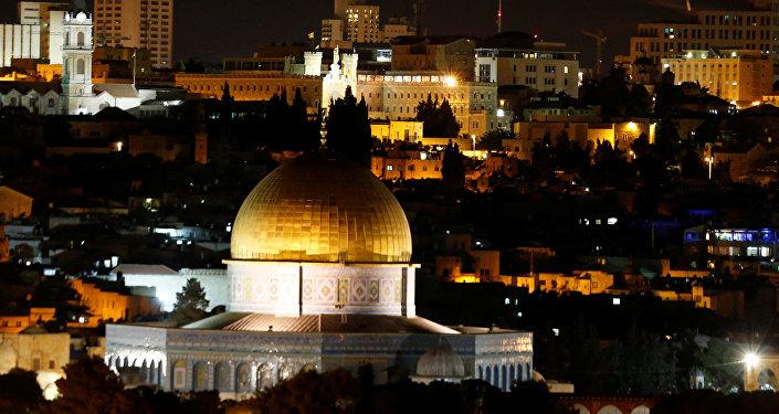 Explanada de las Mezquitas, Jerusalén