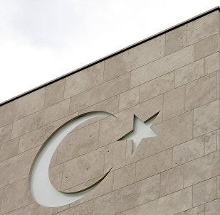 La embajada turca en Berlín