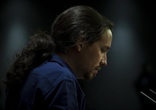 Pablo Iglesias, líder de Podemos (archivo)