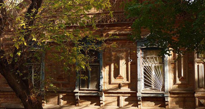 Una casa en Astracán