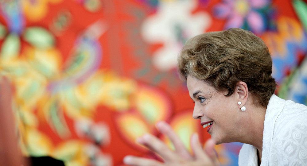 Dilma Rousseff, apartada del cargo de presidente de Brasil