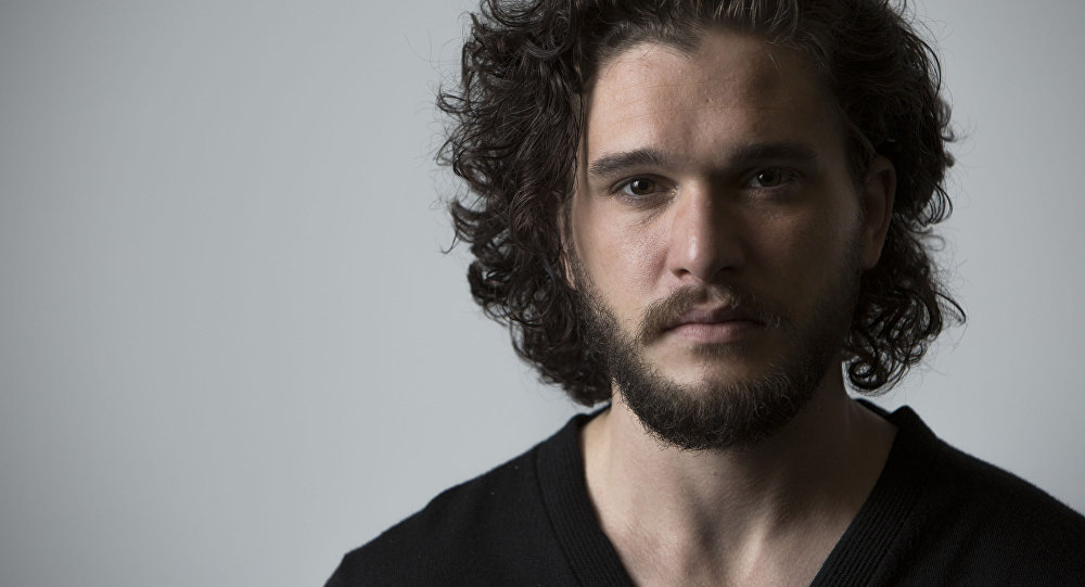 Kit Harington, actor británico
