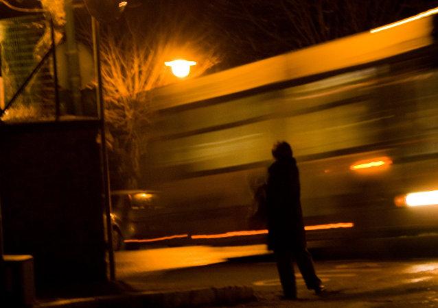 Autobús (imagen referencial)