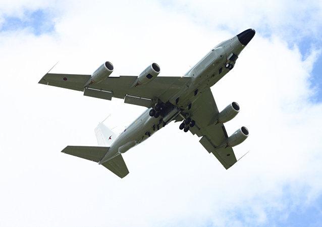 Avión de reconocimiento RC-135