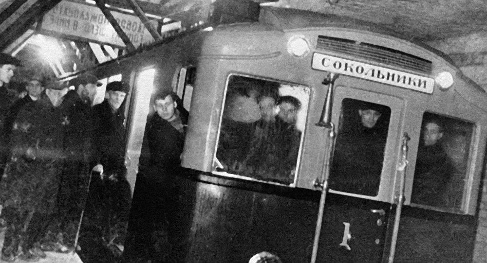 Los Datos Más Curiosos Sobre El Metro De Moscú Sputnik Mundo