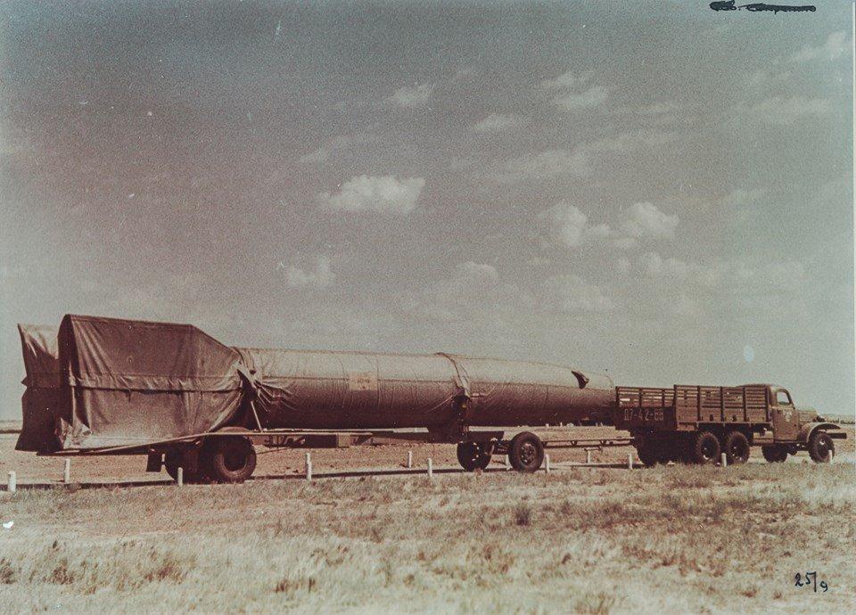El misil R-1