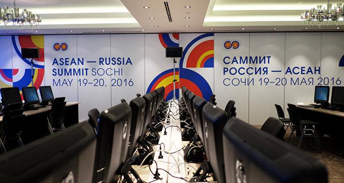 Preparaciones para la cumbre de Rusia-ASEAN en Sochi