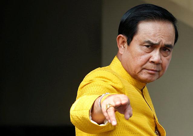 Prayuth Chan-Ocha, primer ministro de Tailandia
