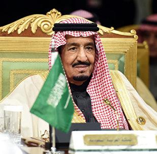Salman bin Abdulaziz Saud, rey de Arabia Saudí
