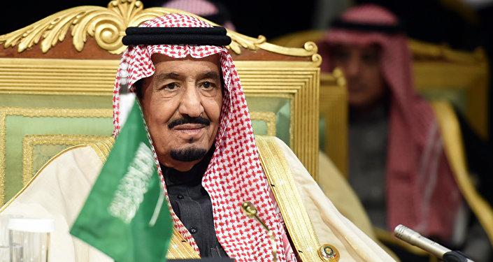 Salman bin Abdulaziz Al Saud, rey de Arabia Saudí