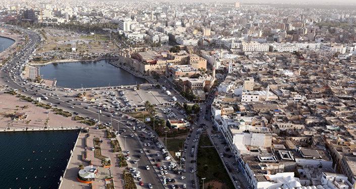 La ciudad libia de Trípoli (archivo)