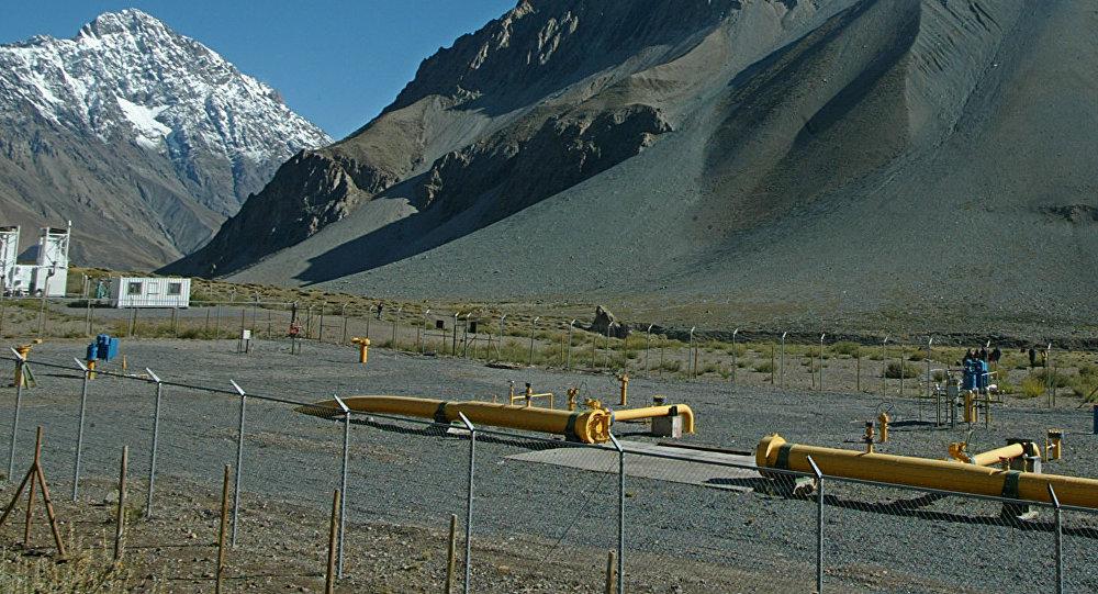 Instalaciones de la compania de gas natural GasAndes (imagen referencial)