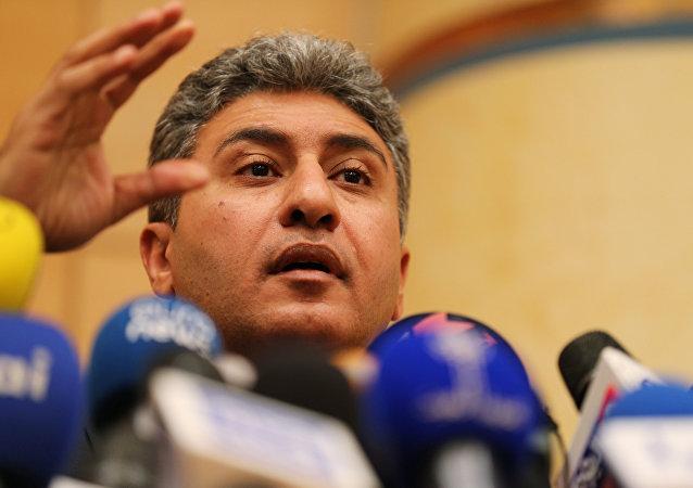 Sherif Fathy, ministro de Aviación Civil de Egipto