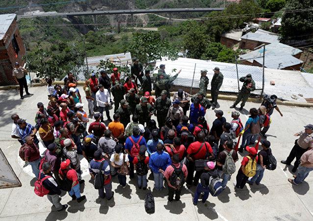 Ejercicios Independencia 2016 en Venezuela