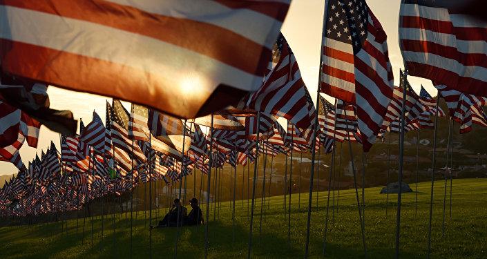 Banderas de EEUU (imagen referencial)