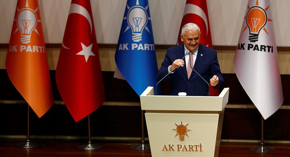 Binali Yildirim, el nuevo presidente del partido gobernante de Turquía