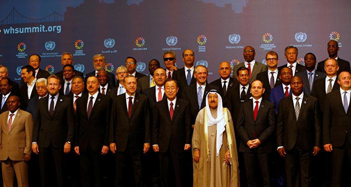La cumbre mundial humanitaria en Turquía
