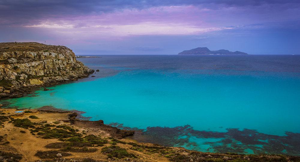 La región italiana de Sicilia
