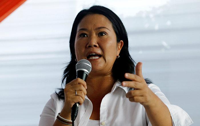 Política peruana Fujimori acudirá a Tribunal Constitucional para solicitar su libertad