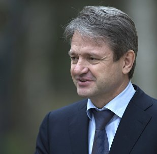 Aleksandr Tkachov, el ministro de Agricultura de Rusia