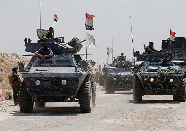Policía federal de Irak