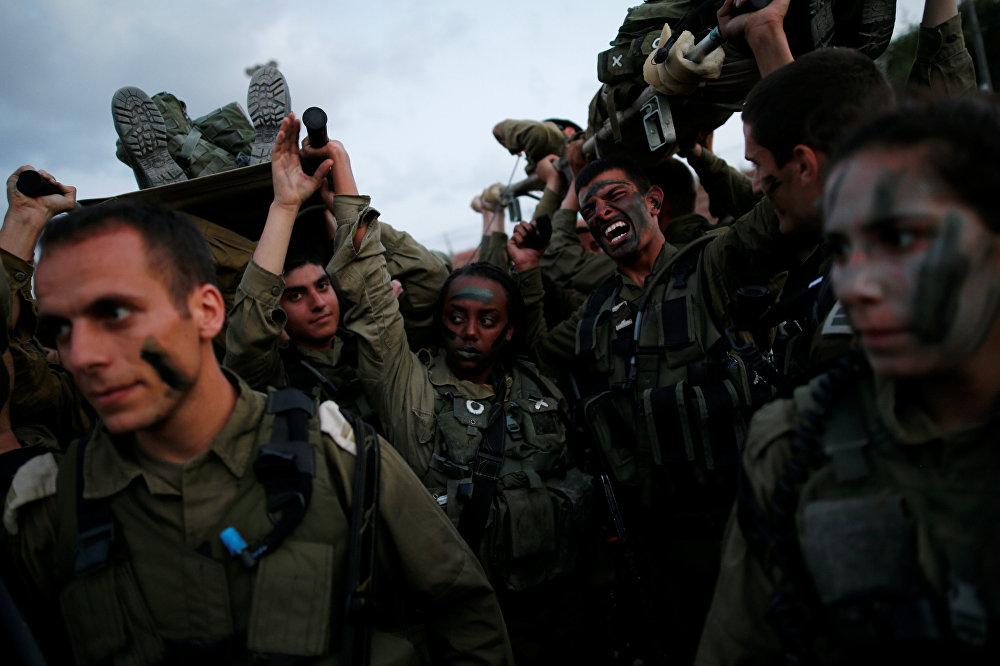 Las damas de hierro: las militares del Ejército israelí
