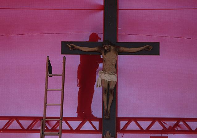 Celebraciones del Corpus Christi en Brasil