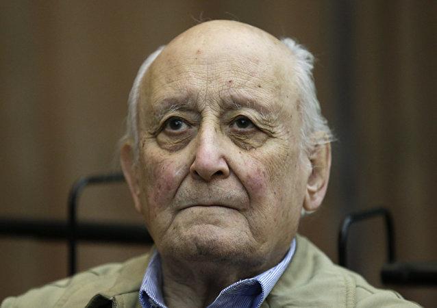 Santiago Omar Riveros