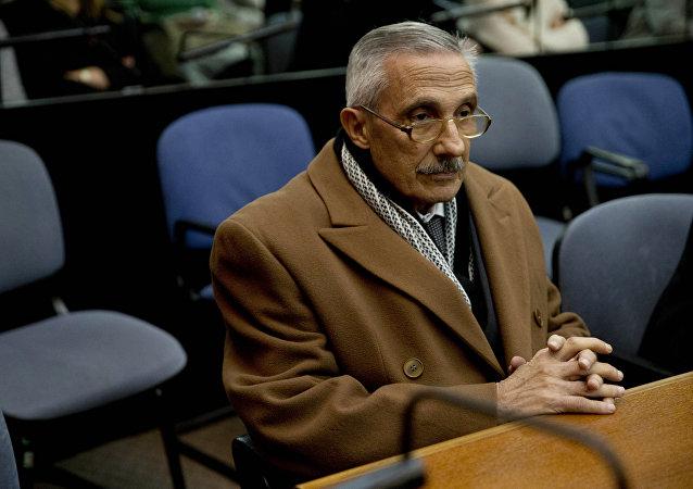 Miguel Angel Furci, ex espía de inteligencia argentina