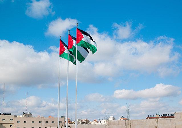 Banderas de Palestina