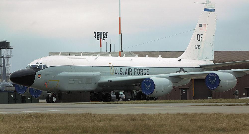 Aviones espía estadounidenses ponen en peligro los vuelos