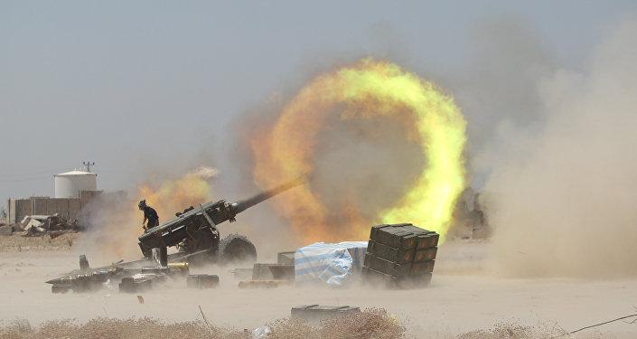 Ofensiva de militares y milicias iraquíes para tomar Faluya