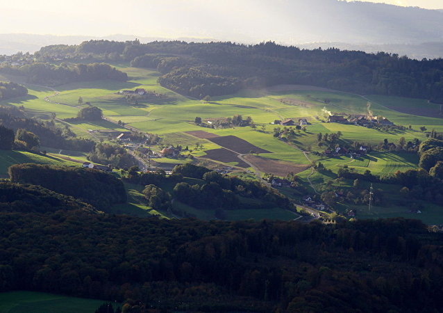 La aldea de Oberwil-Lieli