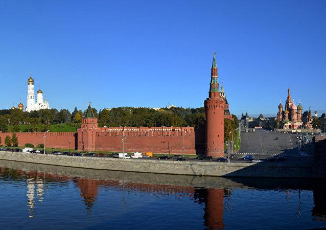 Kremlin Moscú Rusia