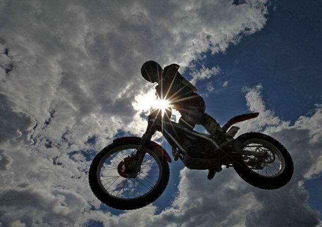 Festival de motos (archivo)
