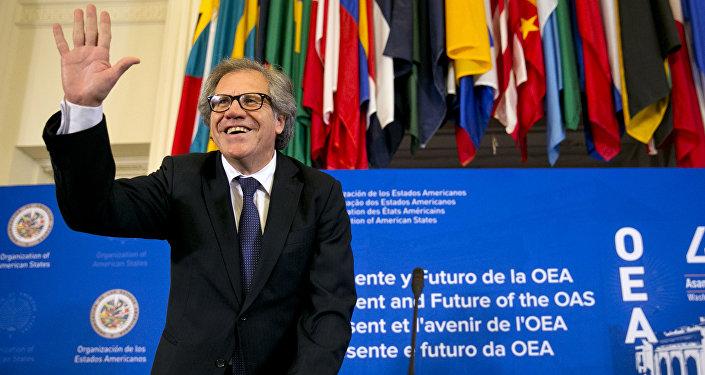 Resultado de imagen para La OEA  + america latina