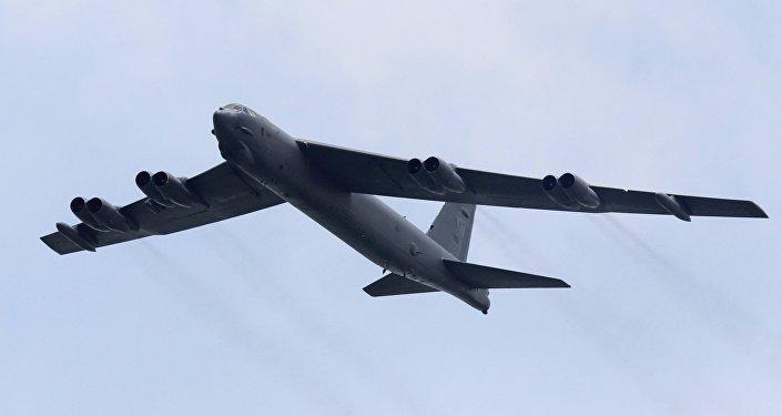 Avión ruso intercepta bombardero estadounidense en el mar Báltico
