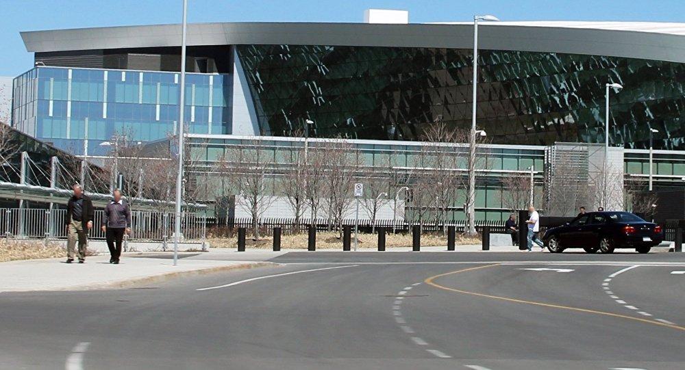 La sede de la CSE de Canadá en Ottawa